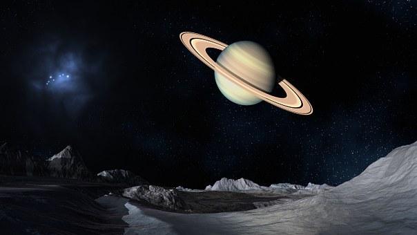 Dot2010Saturn - Forschung entdeckte die Jahreszeiten des Saturns